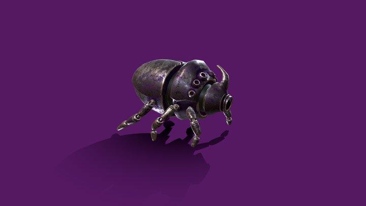 Tech Bug_Animations 3D Model
