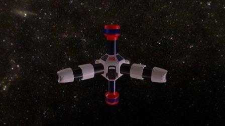 Concept6 3D Model