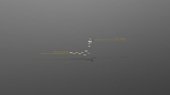 VOOS VOOC - CONCEPT STORE 3D Model
