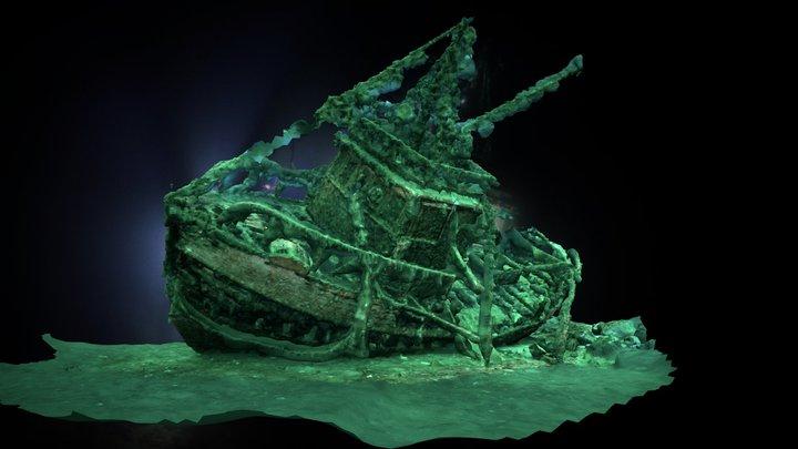 Bonanza 3D Model