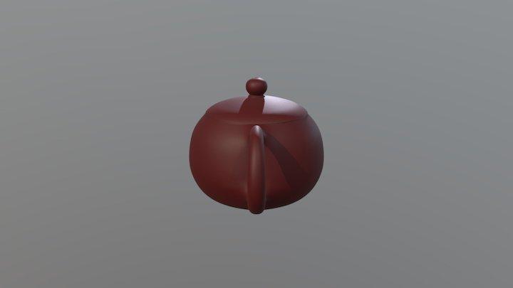 淘宝紫砂壶 3D Model