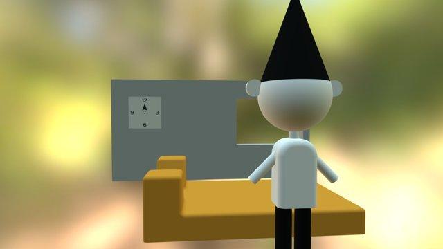 BYECHU 3D Model