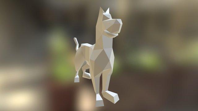 Scooby Doo 3D Model