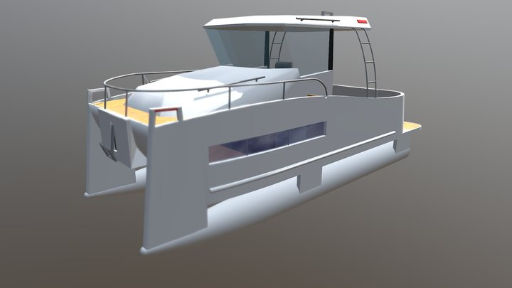 Brod-v6 3D Model