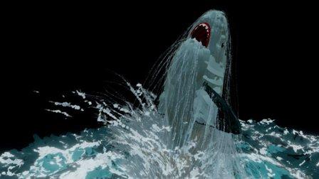 Air Shark by Matthew Elliott 3D Model