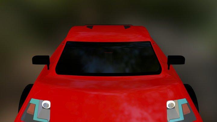 QWEEN-T 3D Model