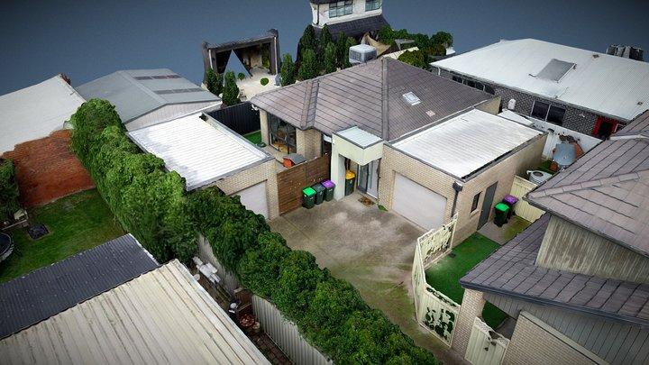 New St Full House Project 3D Model