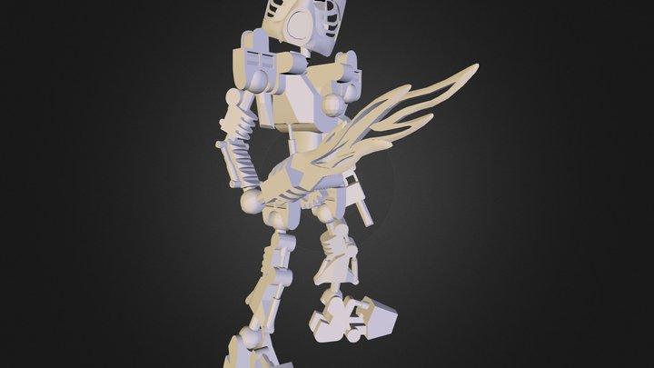 Toa Tahu 3D Model