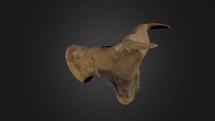 Figura de terracota 3D Model