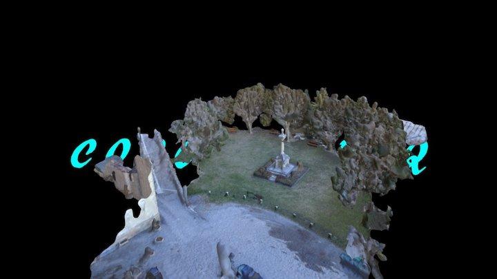 Monument aux Morts de Roquebillière 3D Model