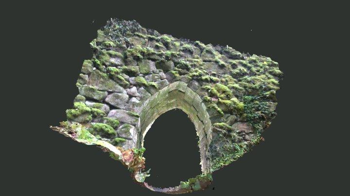 Acueducto do Monte da Cidade 3D Model