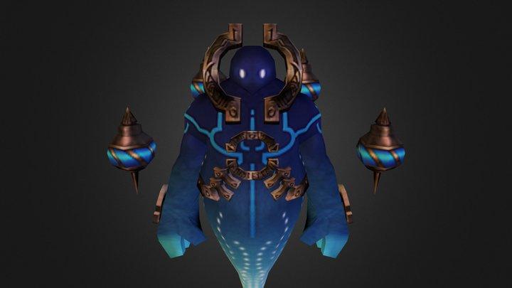 Nihil 3D Model