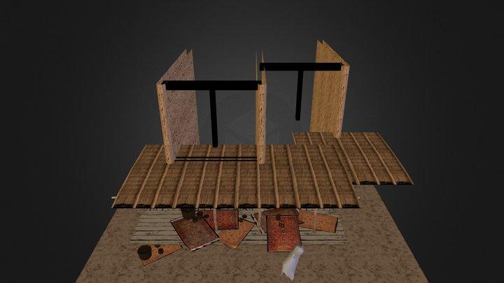 oyo_test_001 3D Model