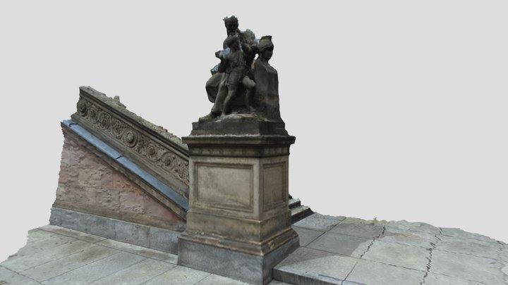 Museumsinsel Berlin 3D Model