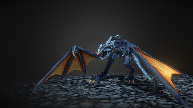 Imgo for game 3D Model