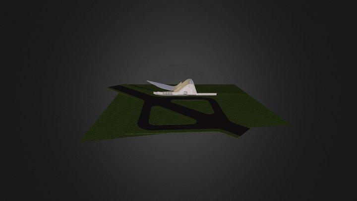 Pav 3D Model