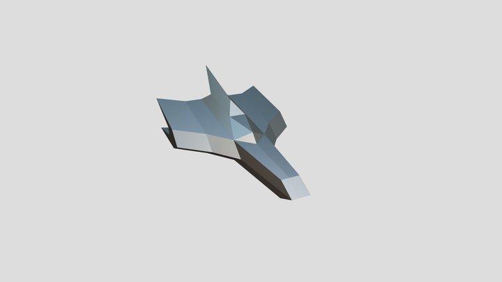 Gett machine Dragon Unit 3D Model