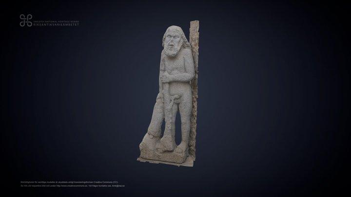 Glimmingehus Vildmannen 12(12) 3D Model