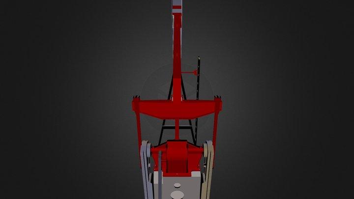 oilpump 3D Model