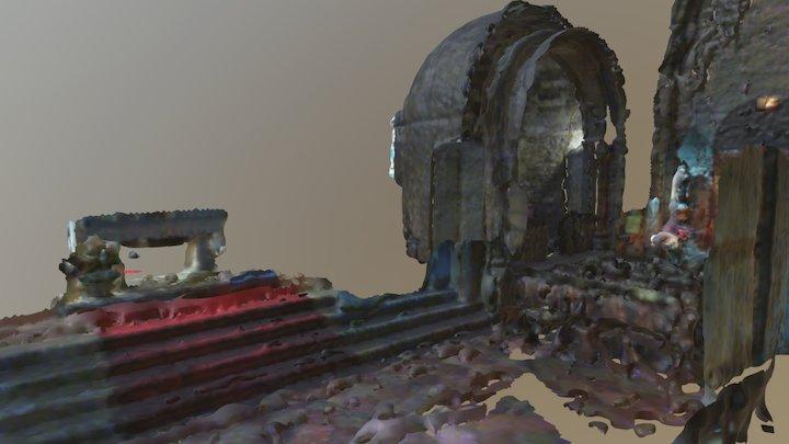 2017-RTAB-Phab2- St Georges de Didonne-Eglise 3D Model