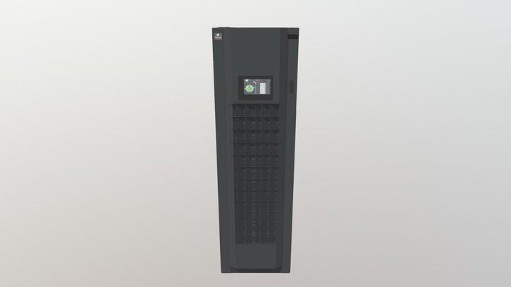 Liebert® CRV™ 3D Model