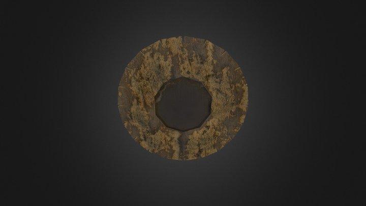 Shield2final 3D Model