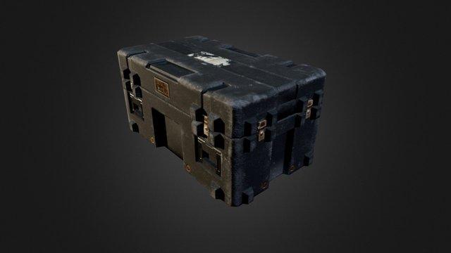 Weapon Case 3D Model