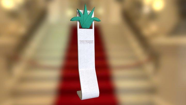 Premio Mayahuel 3D Model