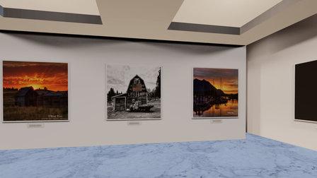 Instamuseum for @mkiverphotos 3D Model