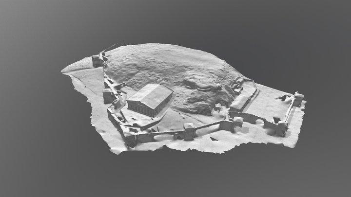 Eleysis Old relief 3D Model