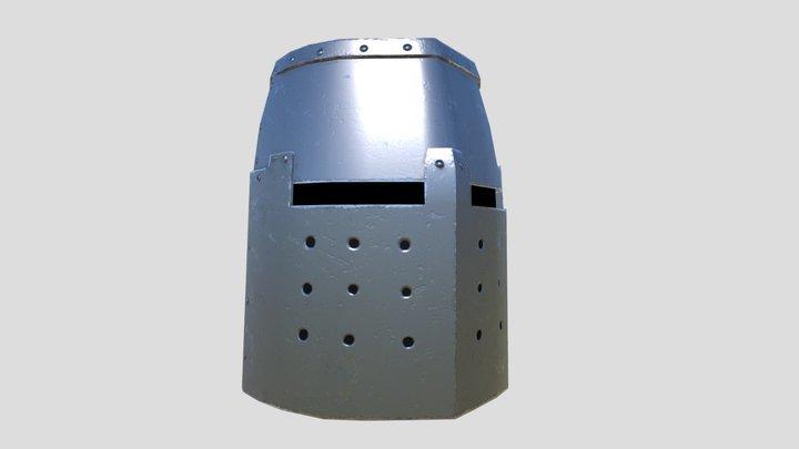 Great Helm 3D Model