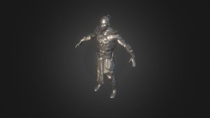 Yodha 3D Model