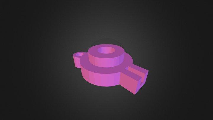 CS6 3D Model