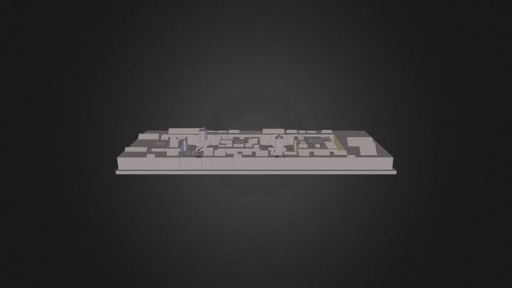 New First Floor 3D Model
