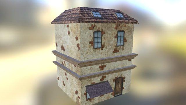 Palace 03 3D Model