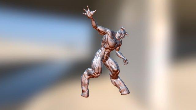 Baron_Claw 3D Model