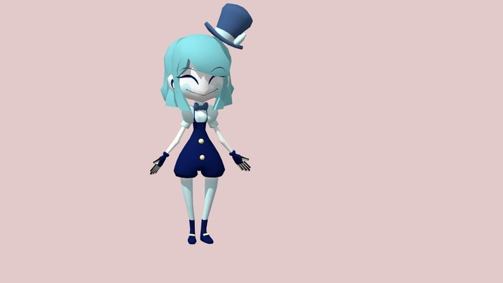Princess~ 3D Model