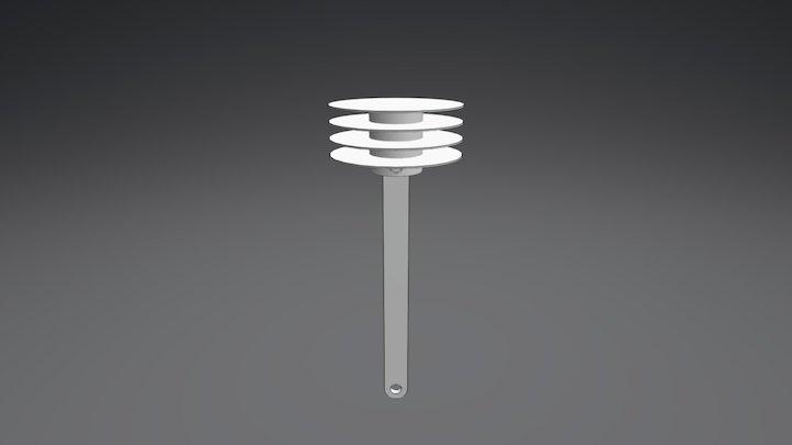 Stirling-Piston_alternatif 3D Model