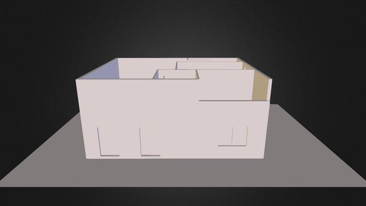 智慧屋 3D Model