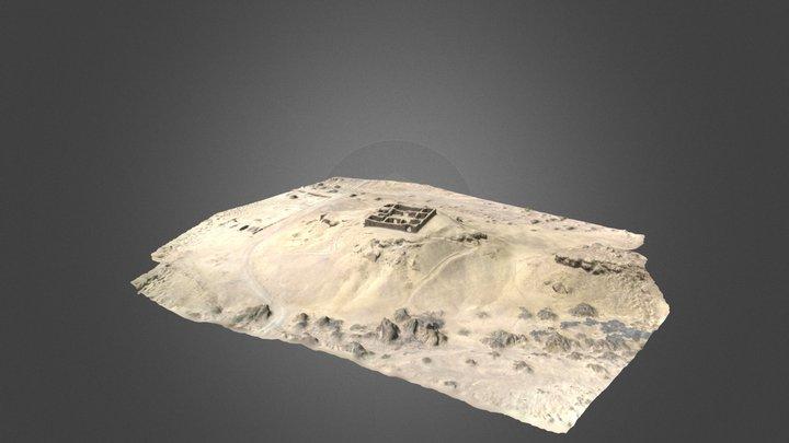 MOA 3D Model