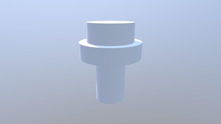 Sensory Bolt 3D Model