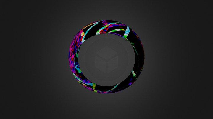 simple ring marianna 3D Model
