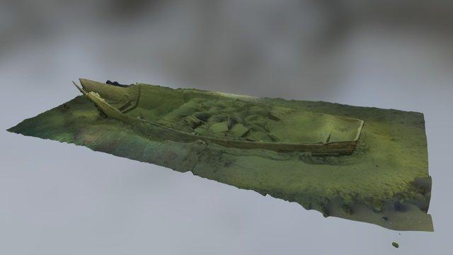 Schindelwrack 3D Model