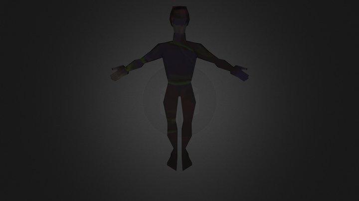 cuerpo 3D Model