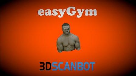 easyG02 3D Model