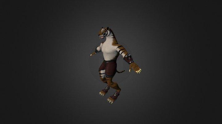 Sheru 3D Model