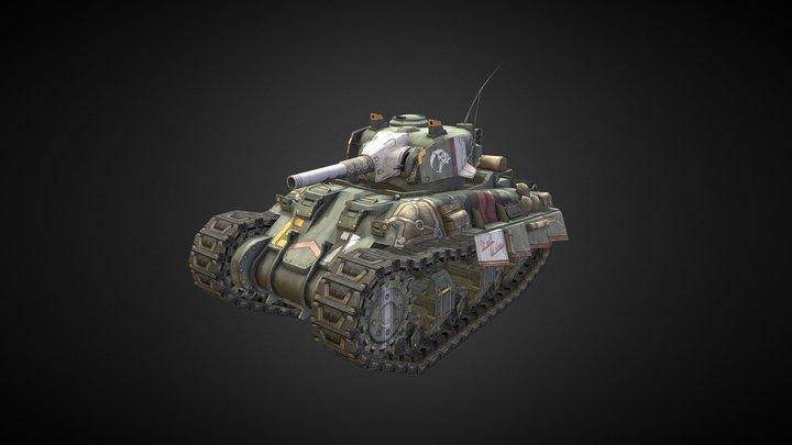 Hafen 3D Model