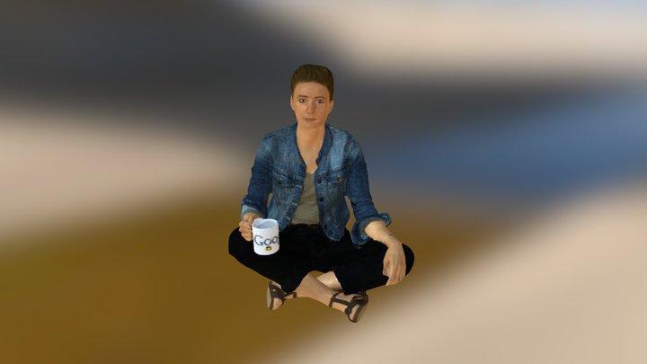 Gaelle 3D Model