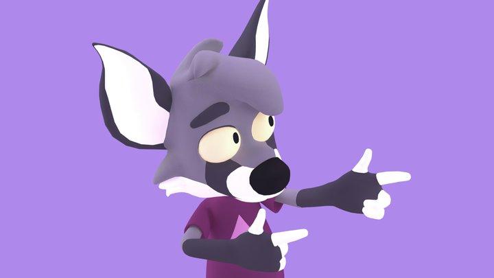 Foley 3D Model