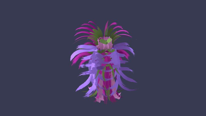 Bug of Paradise 3D Model